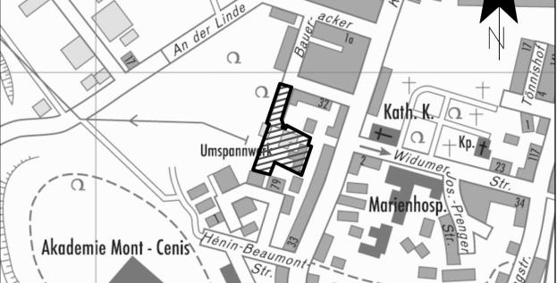 Bebauungspläne Nr. 250 – Kirchstraße / Baueracker -, und  Nr. 251 – Emsring / Lotsenweg