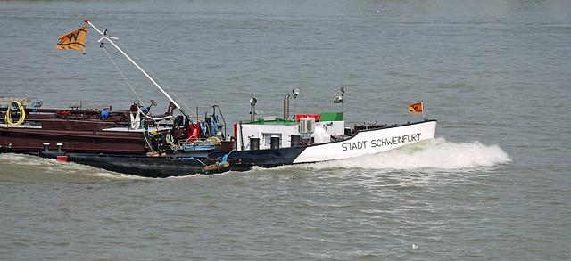 Anfrage: Stickoxid-Belastung durch Schiffsverkehr