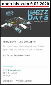 Hartz Days